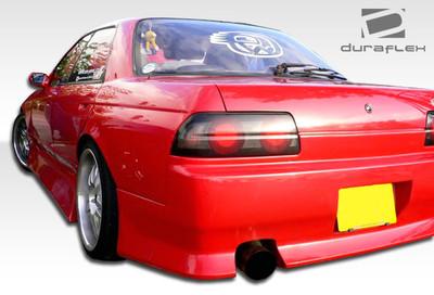 Fits Nissan Skyline 4DR B-Sport Duraflex Rear Body Kit Bumper 1989-1994