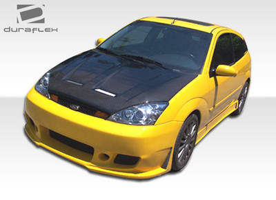Ford Focus 3DR B-2 Duraflex Full Body Kit 2000-2004