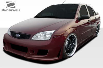 Ford Focus 4DR B-2 Duraflex Full Body Kit 2005-2007
