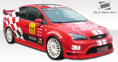Ford Focus HB GT300 Duraflex Full Body Kit 2005-2007
