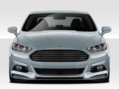 Ford Fusion Racer Duraflex Front Bumper Lip Body Kit 2013-2015