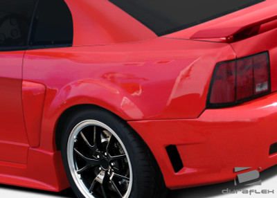 Ford Mustang CBR500 Duraflex Body Kit- Wide Fenders 1999-2004