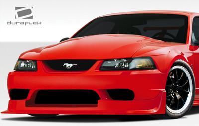 Ford Mustang CBR500 Duraflex Front Wide Body Kit Bumper 1999-2004
