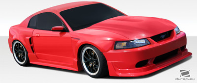 Ford Mustang CBR500 Duraflex Full Wide Body Kit 1999-2004