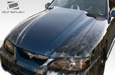 Ford Mustang Cowl Duraflex Body Kit- Hood 1994-1998