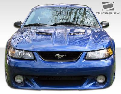 Ford Mustang CVX Duraflex Front Body Kit Bumper 1999-2004