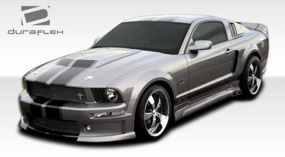 Ford Mustang CVX Duraflex Full Body Kit 2005-2009