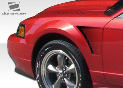 Ford Mustang D-1 Duraflex Body Kit- Fenders 1999-2004