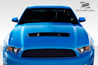 Ford Mustang GT500 Duraflex Body Kit- Hood 2010-2014