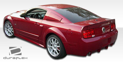 Ford Mustang GT500 Duraflex Wide Fender Flares 2005-2009