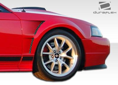 Ford Mustang GTC Duraflex Body Kit- Fenders 1999-2004