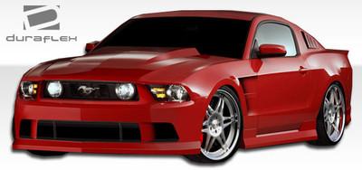 Ford Mustang Hot Wheels Duraflex Full Body Kit 2010-2012