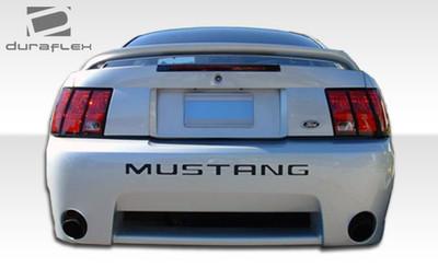 Ford Mustang KR-S Duraflex Rear Body Kit Bumper 1999-2004