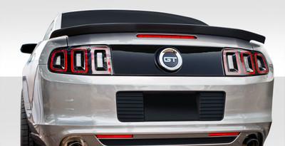 Ford Mustang R500 Duraflex Body Kit-Wing/Spoiler 2010-2014