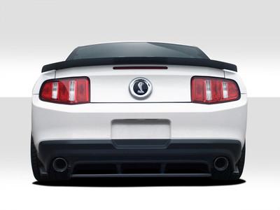 Ford Mustang R500 Duraflex Rear Diffuser 2010-2012