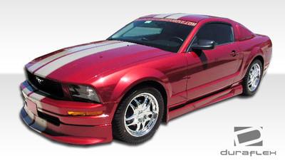 Ford Mustang V6 Racer Duraflex Full Body Kit 2005-2009