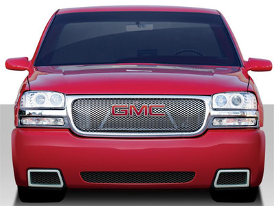 GMC Sierra SS Look Duraflex Front Body Kit Bumper 1999-2006
