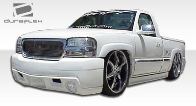 GMC Sierra VIP Duraflex Front Body Kit Bumper 1999-2006