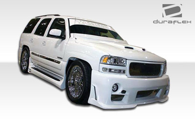 GMC Yukon Platinum Duraflex Full 4 Pcs Body Kit 2000-2006