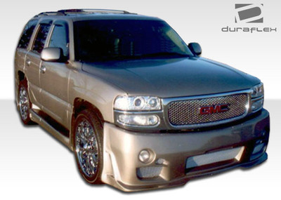 GMC Yukon Platinum Duraflex Full 6 Pcs Body Kit 2001-2006
