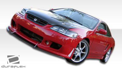 Honda Accord 2DR B-2 Duraflex Front Body Kit Bumper 1998-2002