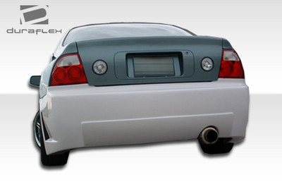 Honda Accord 2DR B-2 Duraflex Rear Body Kit Bumper 1996-1997