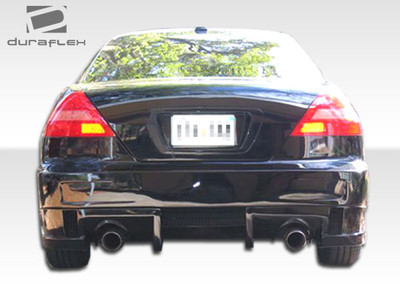 Honda Accord 2DR Evo 5 Duraflex Rear Body Kit Bumper 2003-2007