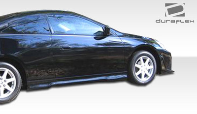 Honda Accord 2DR Evo 5 Duraflex Side Skirts Body Kit 2003-2007