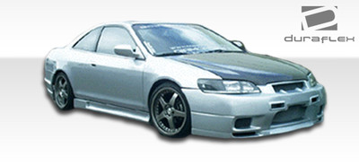 Honda Accord 2DR R33 Duraflex Side Skirts Body Kit 1998-2002