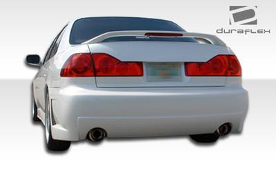 Honda Accord 4DR B-2 Duraflex Rear Body Kit Bumper 1998-2002