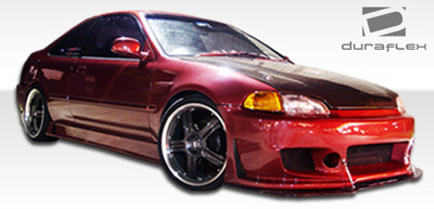 Honda Civic 2DR B-2 Duraflex Full Body Kit 1992-1995