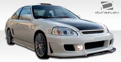 Honda Civic 2DR B-2 Duraflex Full Body Kit 1996-1998
