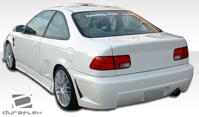 Honda Civic 2DR B-2 Duraflex Rear Body Kit Bumper 1996-2000