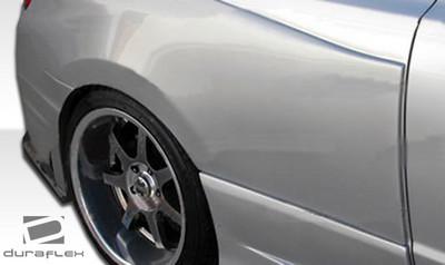 Honda Civic 2DR GT500 Duraflex Wide Fender Flares 2006-2011