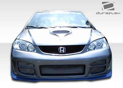 Honda Civic 2DR R34 Duraflex Front Body Kit Bumper 2004-2005