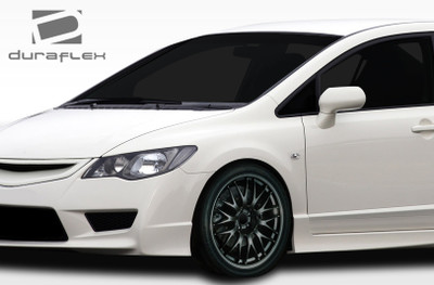Honda Civic 4DR Type R Duraflex Body Kit- Fenders 2006-2011