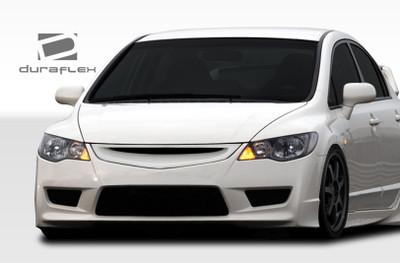Honda Civic 4DR Type R Duraflex Front Body Kit Bumper 2006-2011