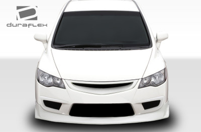 Honda Civic 4DR Type R Duraflex Front Bumper Lip Body Kit 2006-2011