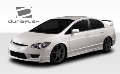 Honda Civic 4DR Type R Duraflex Full Body Kit 2006-2011