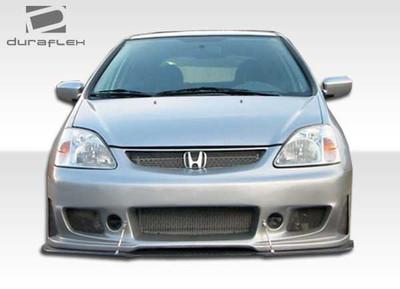 Honda Civic HB B-2 Duraflex Front Body Kit Bumper 2002-2005