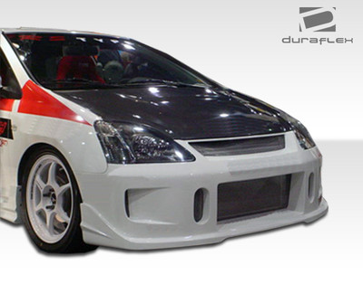 Honda Civic HB Buddy Duraflex Front Body Kit Bumper 2002-2005