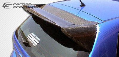 Honda Civic HB Type M Carbon Fiber Body Kit-Roof Wing/Spoiler 2002-2005