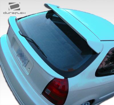 Honda Civic HB Type R Duraflex Body Kit-Roof Wing/Spoiler 1996-2000