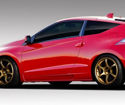 Honda CR-Z Equinox Duraflex Side Skirts Body Kit 2011-2015