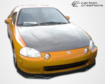 Honda Del Sol OEM Carbon Fiber Creations Body Kit- Hood 1993-1997