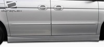 Honda Odyssey R34 Duraflex Side Skirts Body Kit 1999-2004