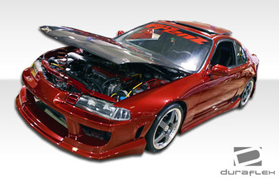 Honda Prelude Drifter Duraflex Side Skirts Body Kit 1992-1996