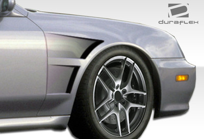 Honda Prelude GTC Duraflex Body Kit- Fenders 1997-2001