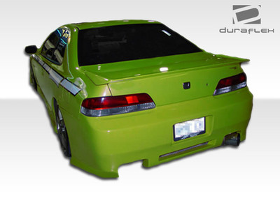 Honda Prelude Spyder Duraflex Rear Body Kit Bumper 1997-2001