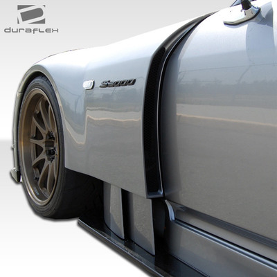 Honda S2000 AM-S Duraflex Body Kit- Wide Fenders 2000-2009